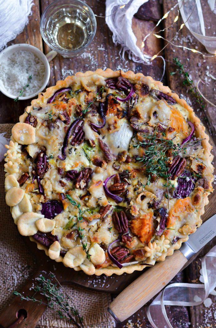 vegan pecan recipe