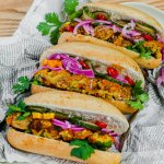 Vegan Pom from Jason Tjon Affo's Vegan Soul Food