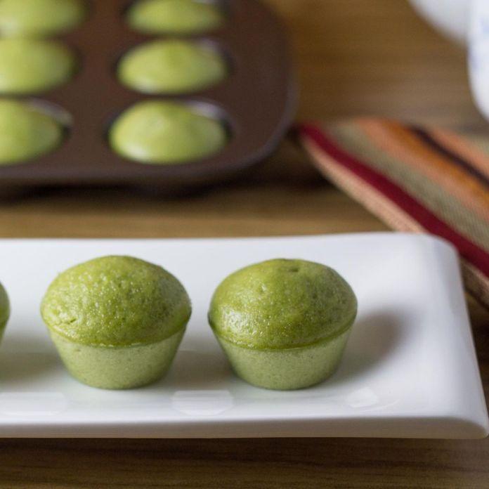 Green Tea Matcha Puto