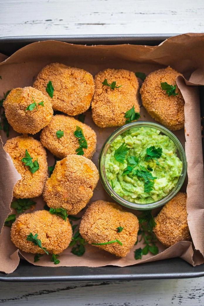 vegan junk food recipe
