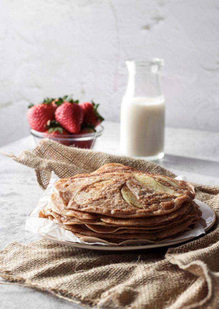German Vegan Pancake Recipe