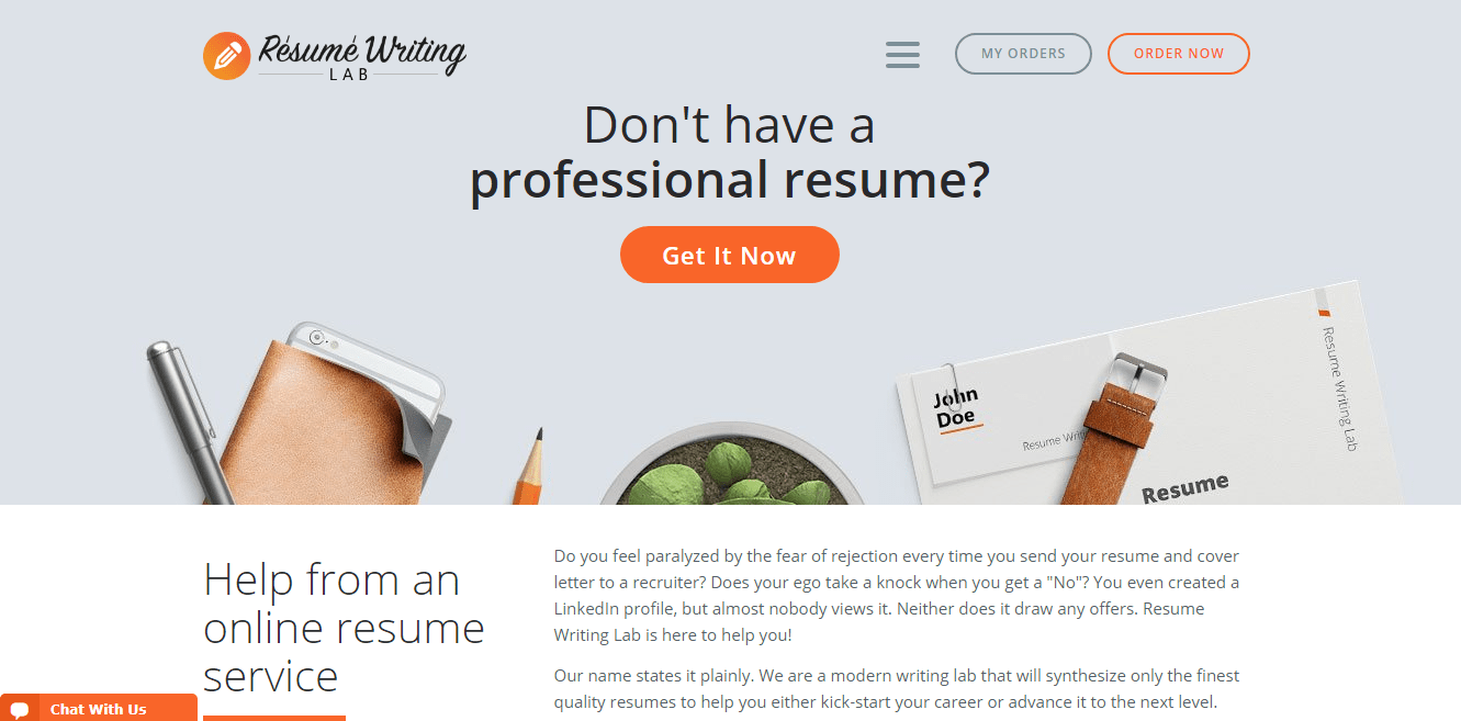While Searching For Your Perfect Resume Writer, You Must Have Seen Resume  Writing Lab On The Front Lines On Google. This Is A Company That Writes And  Edits