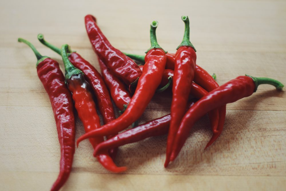 cayenne peppers are used in the best sauce in america