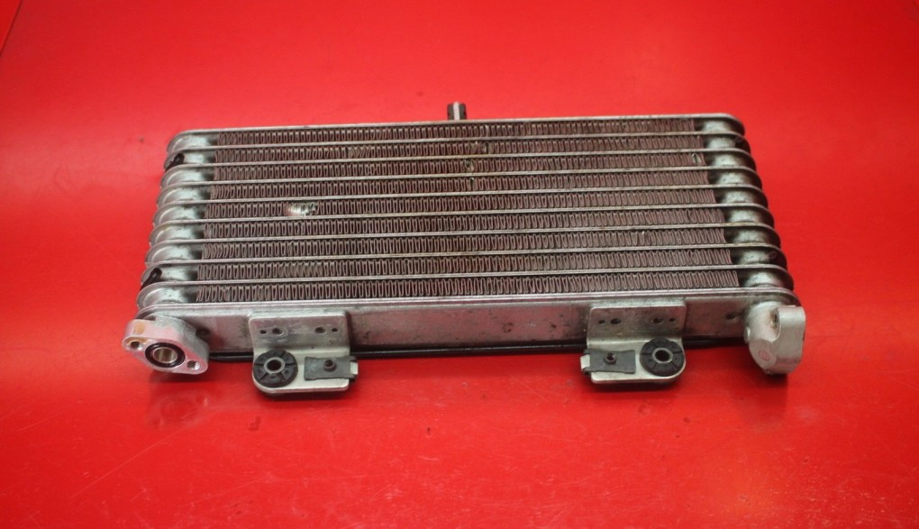 Motor oil coolers are the reseller's exchange expansion. They use the art of the radiator and apply it toward the motor oil.