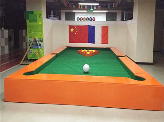 Grand Type Snookball Table for Sale