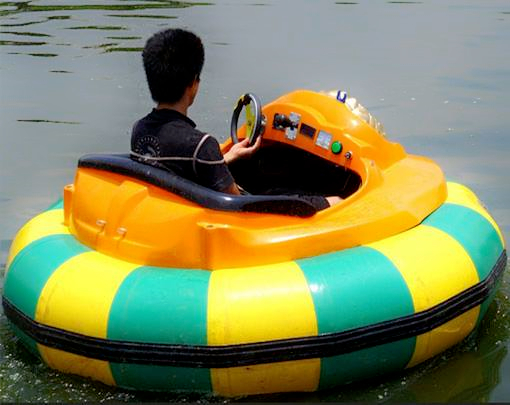 Electric bumper boat for sale from Beston