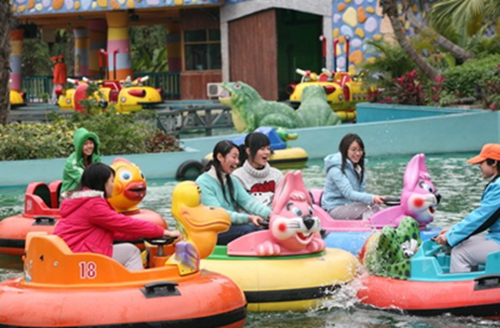 Swimming Pool Bumper Boat