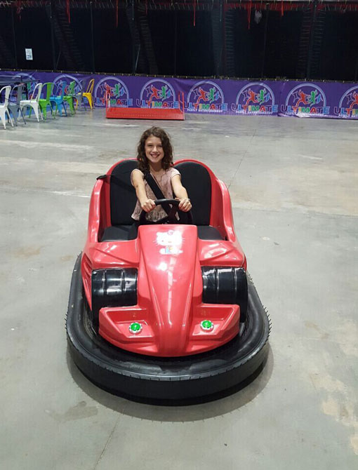 Beston bumper cars in Australia