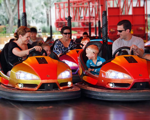 Best bumper car manufacturer
