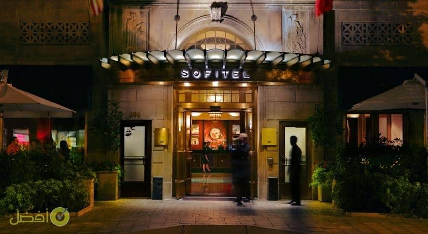افضل فنادق واشنطن سوفيتيل لافاييت سكوير واشنطن العاصمة