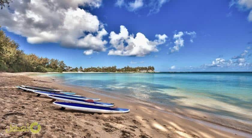 منتجع تيرتل باي افضل فنادق هاواي