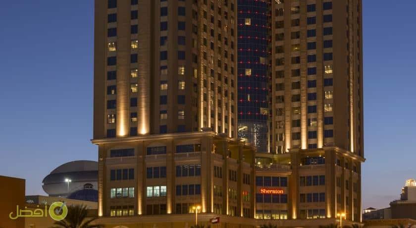 شيراتون دبي مول الإمارات افضل فنادق دبي المسافرون العرب
