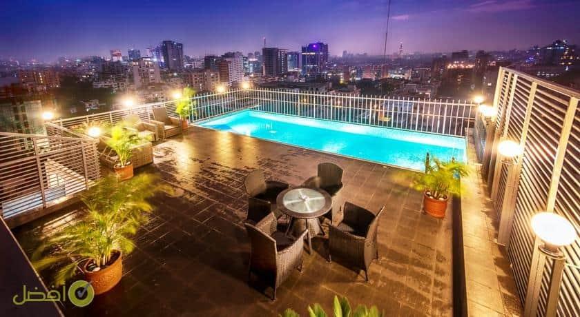 أجنحة لونغ بيتش داكا افضل فنادق دكا