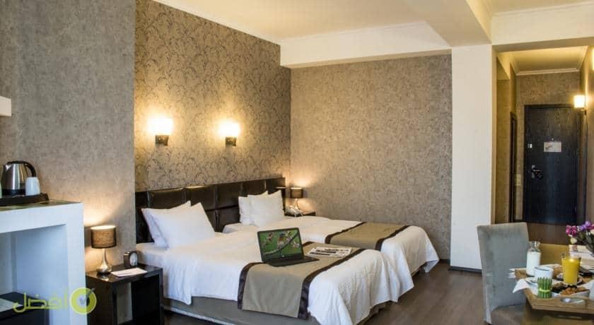 فندق بيست ويسترن تبليسي آرت من افضل فنادق تبليسي