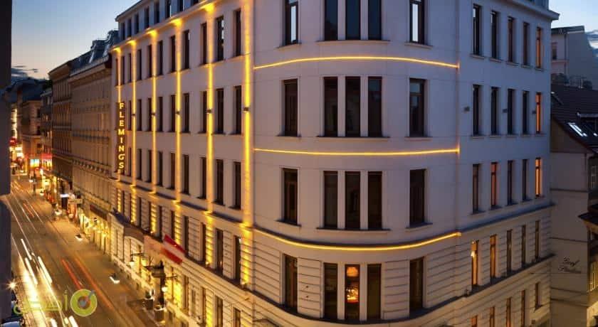 فندق فليمينغس ديلوكس مدينة فيينا افضل فنادق فيينا عاصمة النمسا