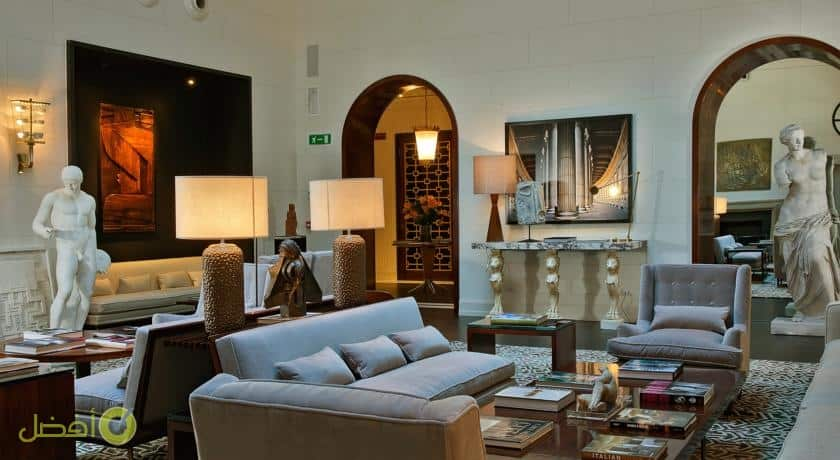 جي كاي بلاس روما من افضل فنادق روما