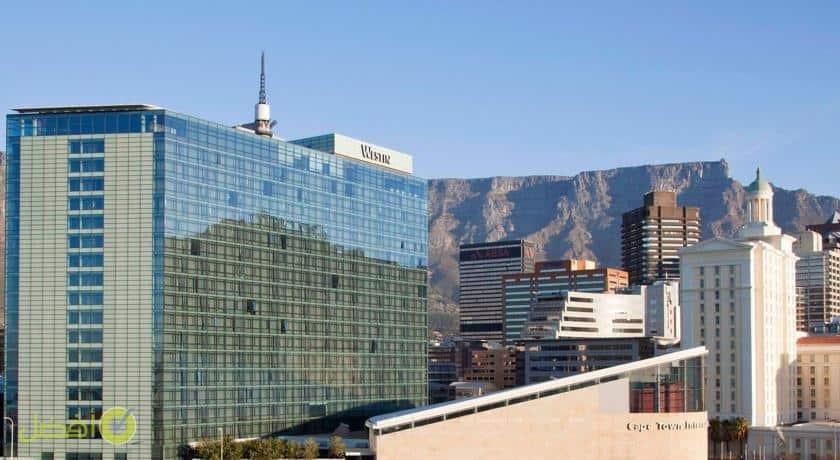 ذا ويستين كيب تاون افضل فنادق كيب تاون في جنوب إفريقيا فئة خمس نجوم