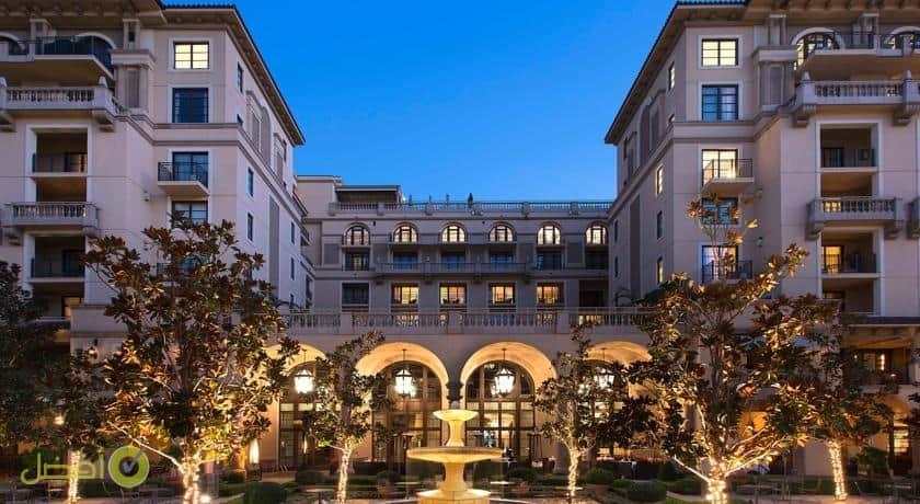 مونتاج بيفرلي هيلز افضل الفنادق في لوس انجلوس