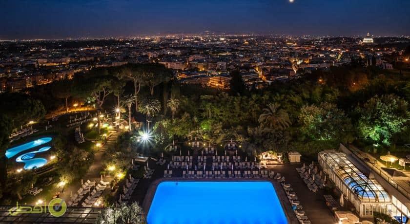 فنادق ومنتجعات فالدورف أستوريا، روما كافاليري