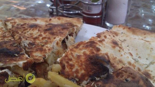 ماما نورة Mama Noura أفضل مطاعم الشاورما في الرياض