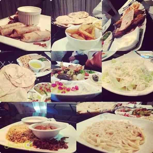 مطعم ارابيسك في الرياض
