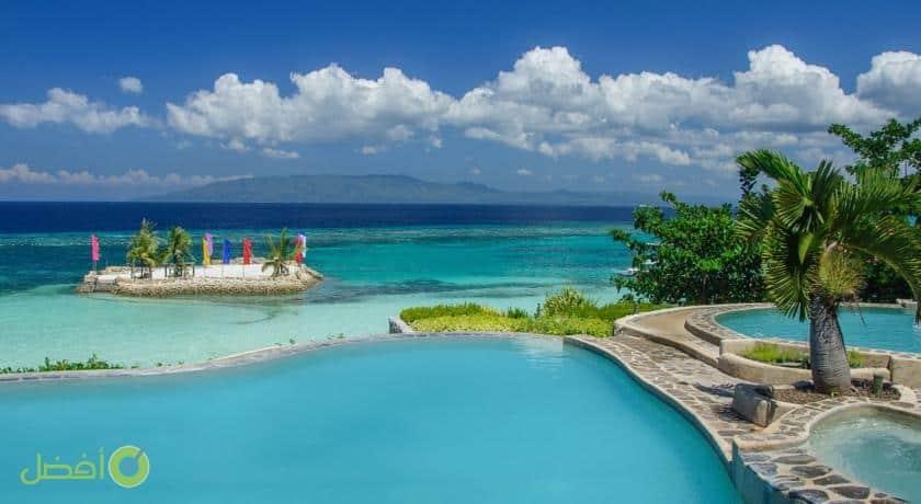 جزيرة بنغلاو من جزر الفلبين لشهر العسل