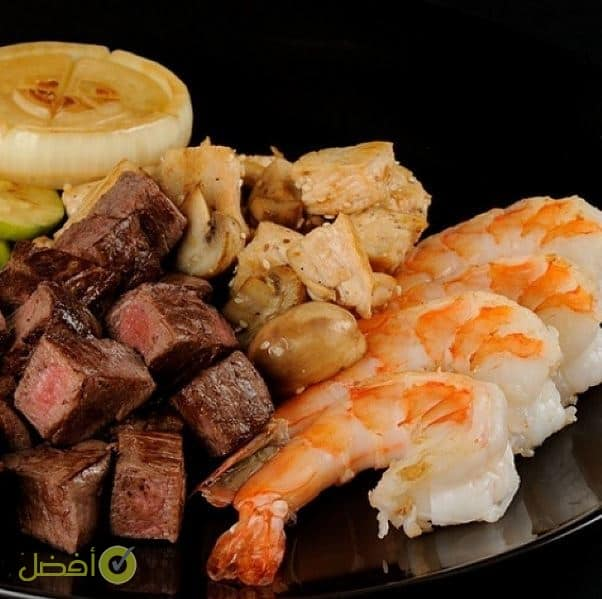 بنيهانا Benihana مطعم ستيك في التحليه