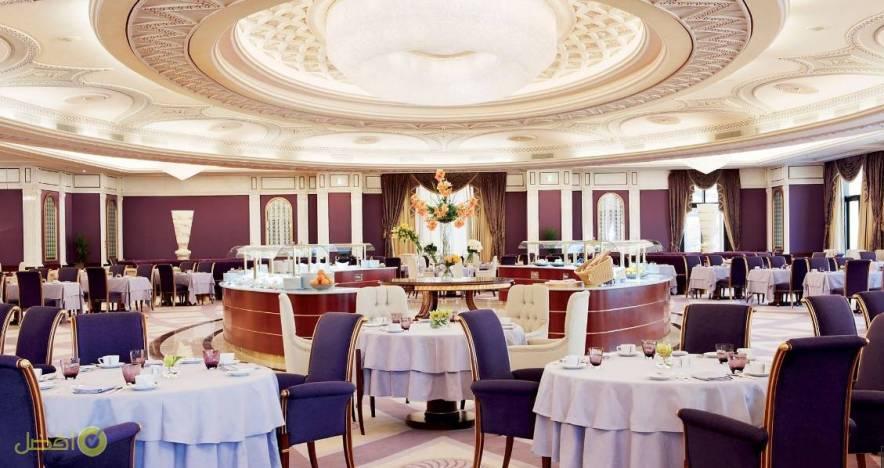 افطار رمضاني فندق الريتز كارلتون في الرياض