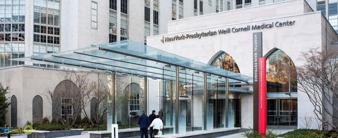 نيويورك المشيخية New York-Presbyterian University Hospital