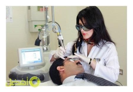 د. بيجه سيريك دهداري مركز دبي للامراض الجلدية