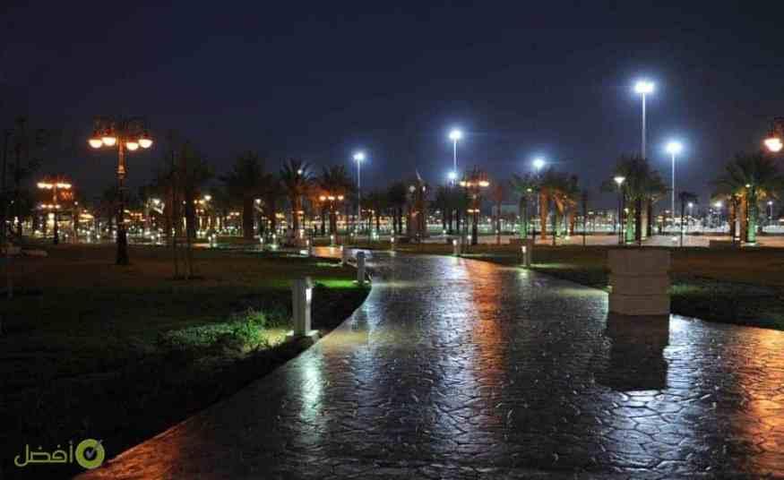 منتزه الملك عبدالله بالملزKing Abdullah Park