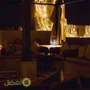 مطعم السراب رووف توب لانج أفضل مطعم رومانسي في دبي