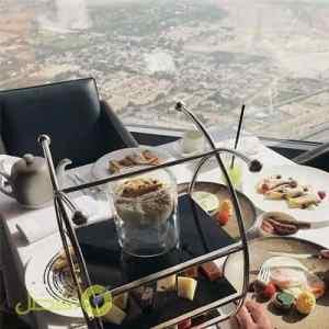 مطعم أتـموسفير دبي