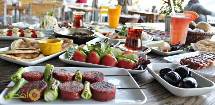 الفطور في ببك كورو كهوسي