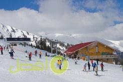 منتجع التزلج بانسكو بلغاريا