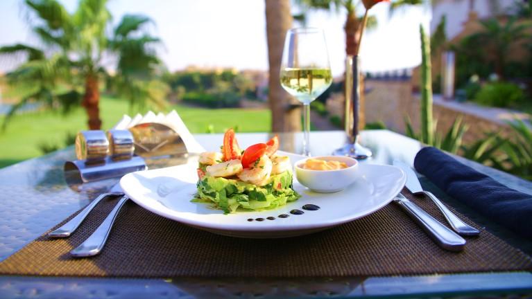 ذا سموكري افضل مطعم مأكولات بحرية في القاهرة