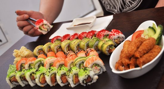 سوشي بار أتاريا Sushi Bar Atari-Ya