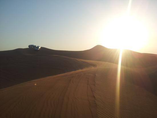 سفاري الصحراء بواسطة Adventure Leisure Tourism