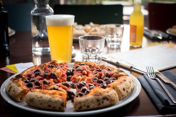بيتزا Berberè