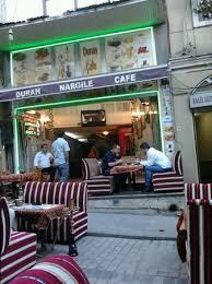 دوران نارجيل Duran Nargile Cafe