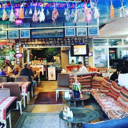 ووتر بايب Waterpipe Café شيشة في اسطنبول