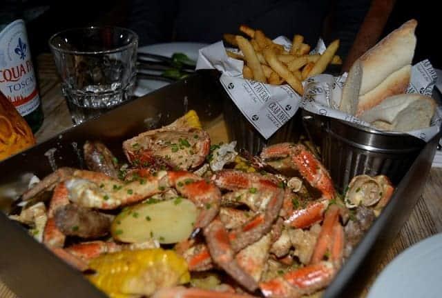 مطعم كراب تافيرن دبي Crab Tavern