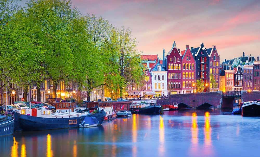 أفضل مدن هولندا السياحية