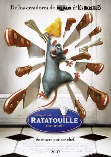 الفأر الطباخ (Ratatouille)