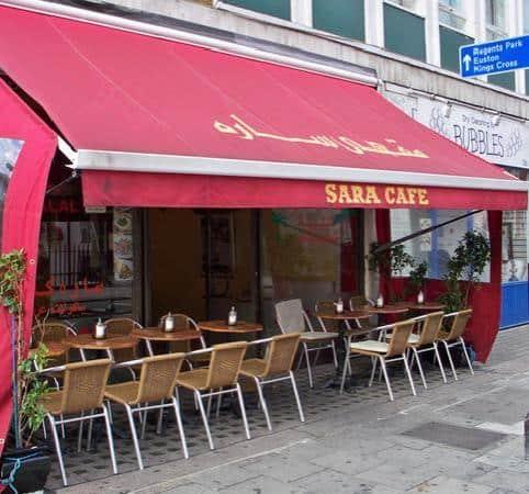 مقهى سارة Sara Cafe Shisha