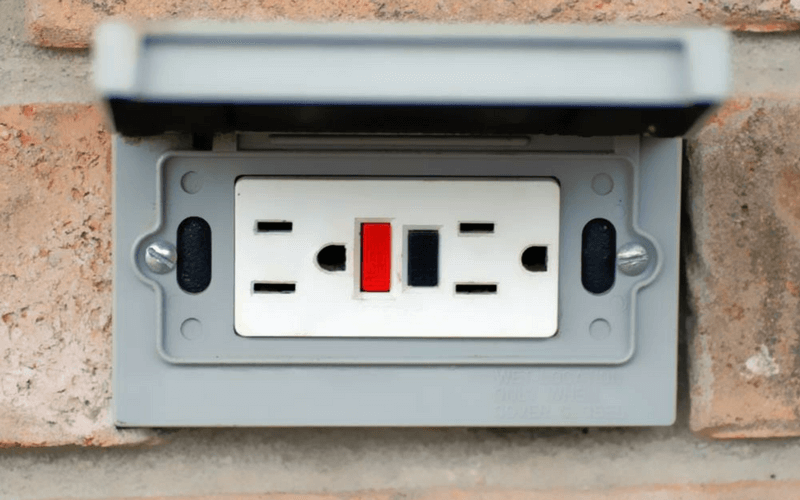 How To Install An Outdoor Outlet In Brick Wall