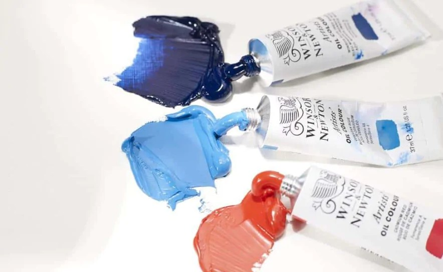 Tips to start painting with oil paints
