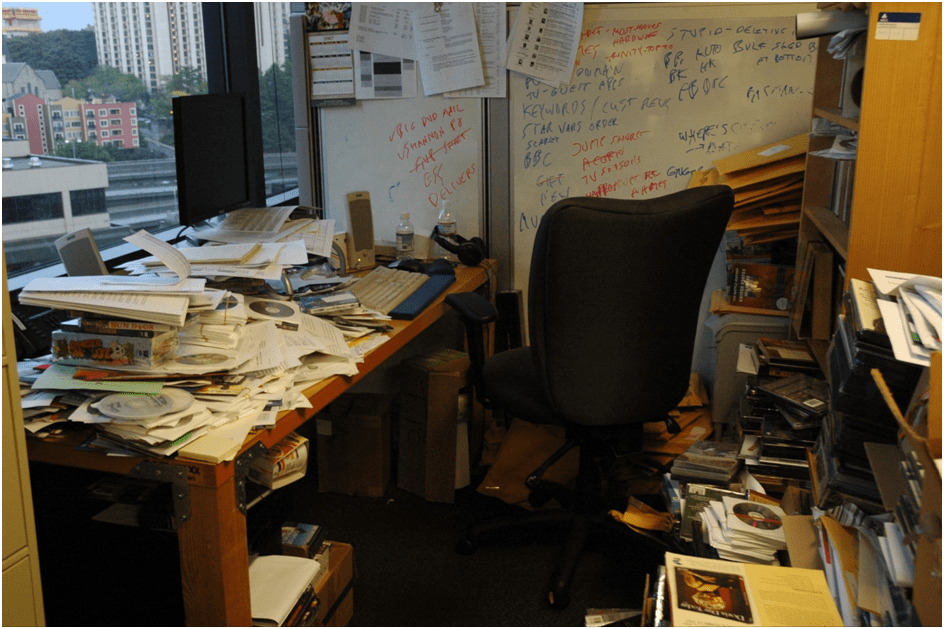 What Does A Messy House Say About You?