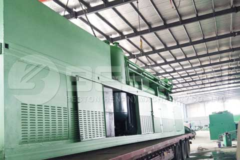 Plastic Recycling Machine for Sale
