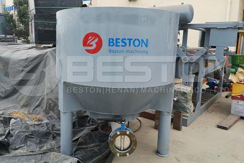 Shipment of Pulp Molding Machine to Ghana